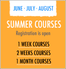 Summer Courses at Davinci Art School